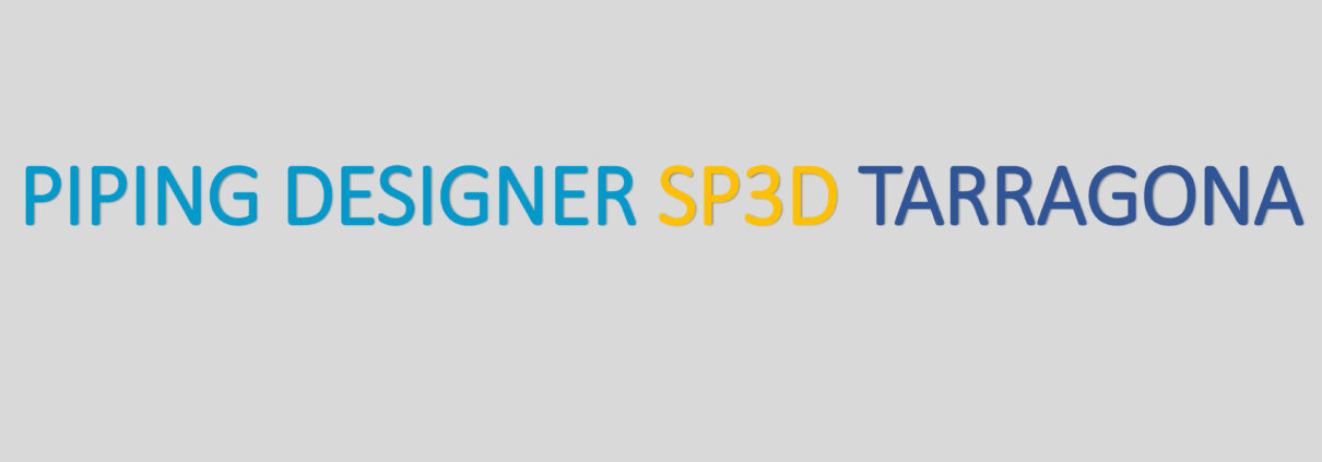 Sp3d piping designer jobs in norway